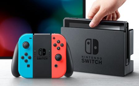 La Nintendo Switch triunfa: 10 millones de unidades vendidas en 9 meses