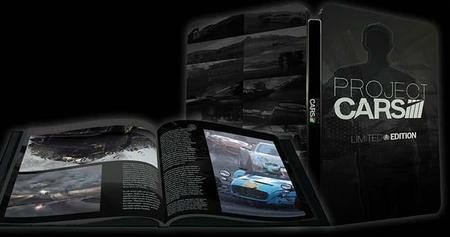 Bandai Namco nos muestra la Limited Edition de Project Cars