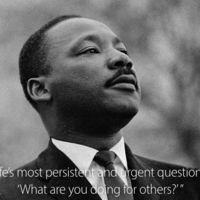 Apple homenajea de nuevo a Martin Luther King Jr en su web oficial estadounidense