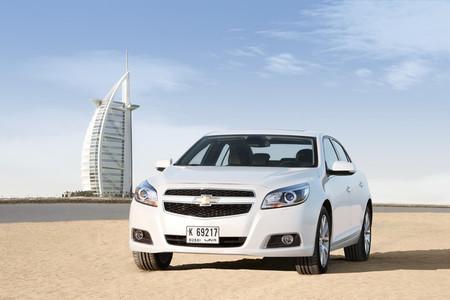 Nuevos motores gasolina para el Chevrolet Malibu