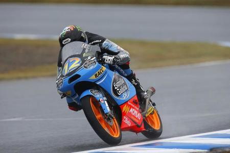 MotoGP Japón 2013: Álex Márquez logra su primera victoria en Moto3 con Luis Salom y Álex Rins fuera de carrera
