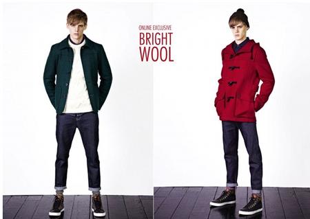 La lana colorida de Topman