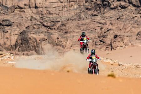 Cornejo Brabec Dakar 2021