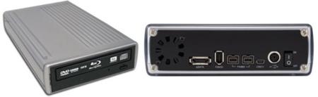 OWC Mercury Pro, grabadora Blu-ray multiconexión