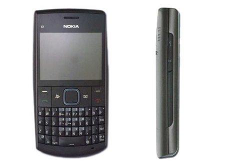 Nokia X2-01, un nuevo terminal asequible con teclado QWERTY