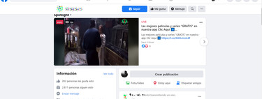 Facebook, sus vídeos y el copyright: endurece sus medidas para nuevas subidas pero no cierra grupos con decenas de películas