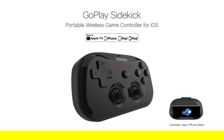 Goplay Sidekick Section
