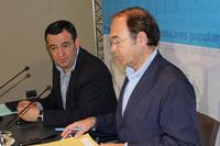 Sr Floriano: a García Escudero se le imputa pagar menos IRPF del que debe, no mienta