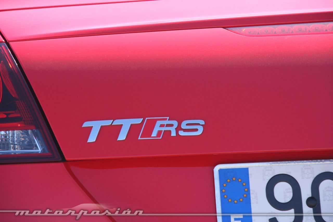 Foto de Audi TT RS S-Tronic (miniprueba) (10/51)