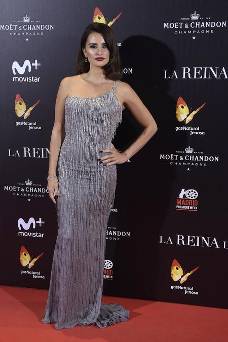 Penelope Cruz Estreno Alfombra Roja Reina Espana Madrid Atelier Versace 2