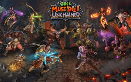 Un cómico tráiler de Orcs Must Die! Unchained nos avisa del inicio de su beta abierta