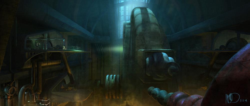 Foto de 'BioShock', imágenes del arte conceptual (6/9)