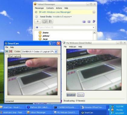 SmartCam: usa tu móvil como webcam