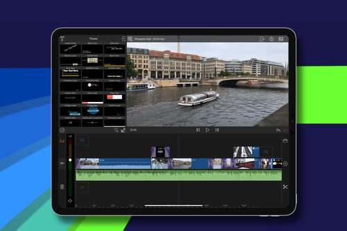 LumaFusion para iOS, la edición de vídeo profesional en el iPad: App de la Semana