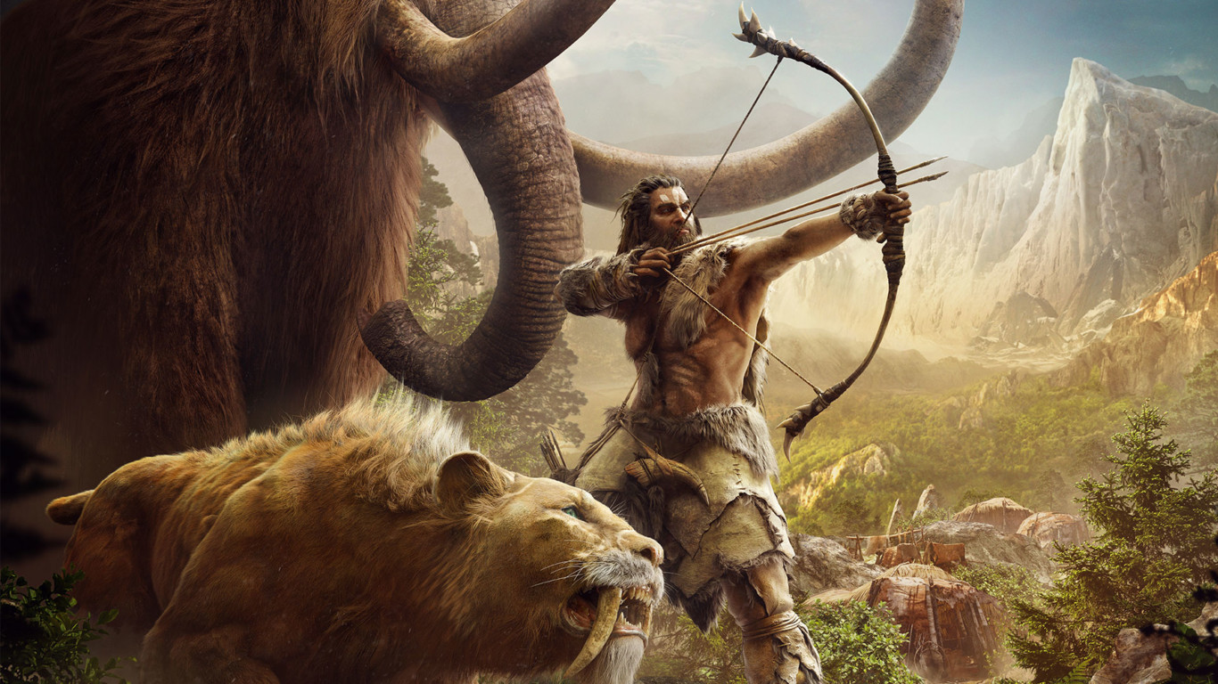 Far Cry Primal Se Actualiza Con El Temible Modo Supervivencia Y La Resolución A 4k