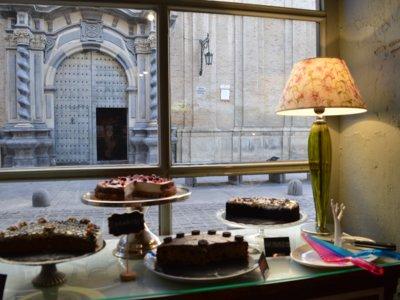 Doña Hipólita: de tienda de paños a un encantador café vintage