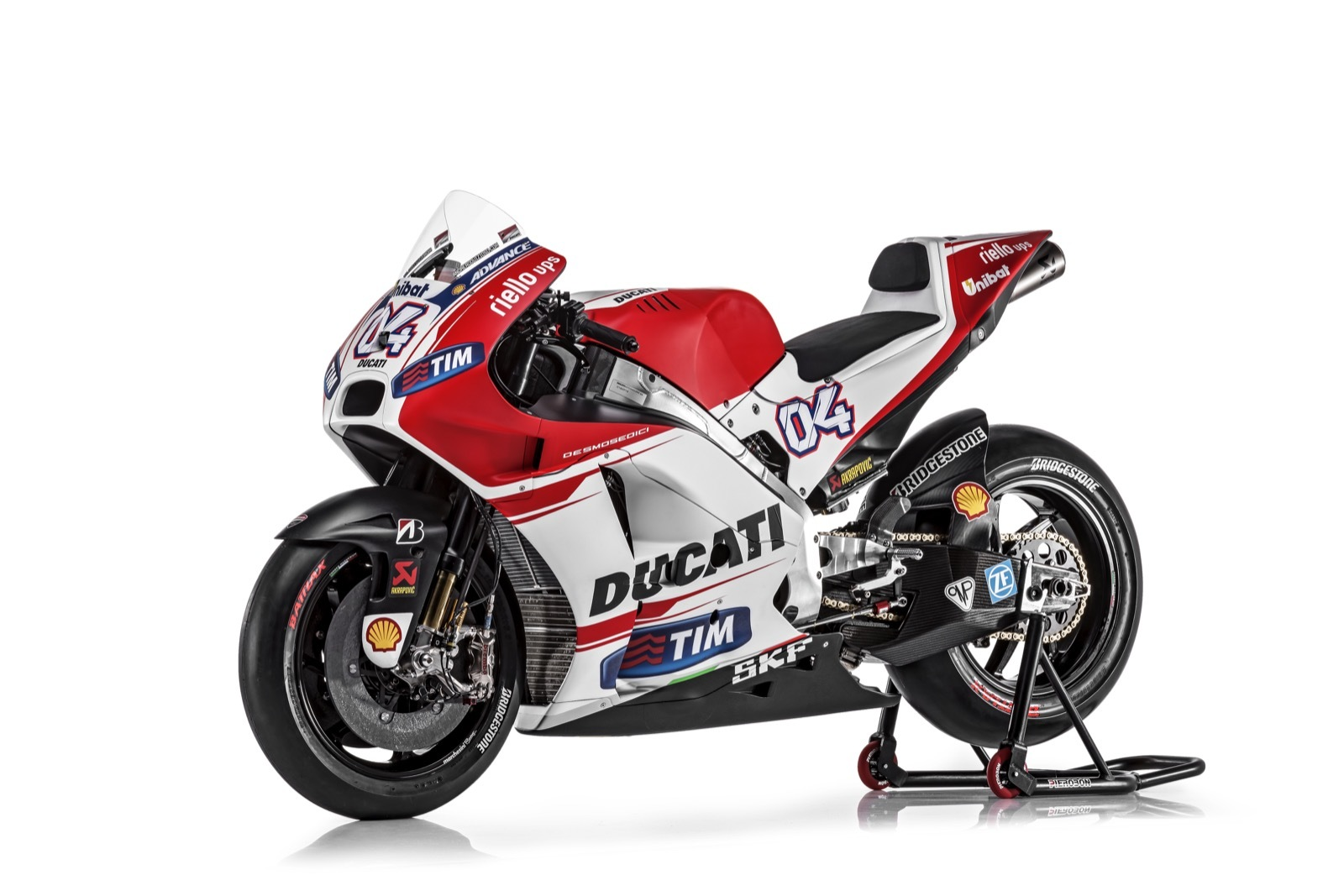 Foto de Galería Ducati Desmosedici GP15 (36/63)