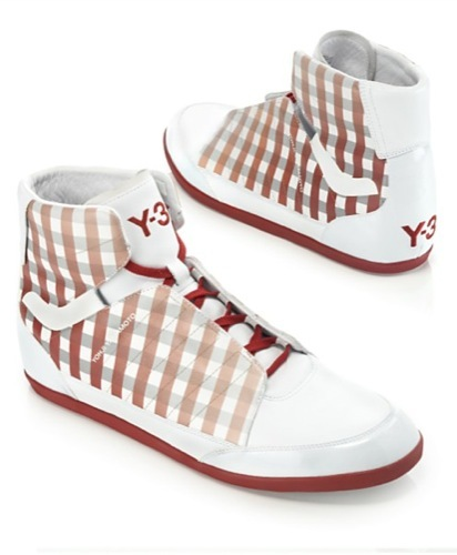 Zapatillas Adidas Y-3 Chekered para esta temporada primavera-verano