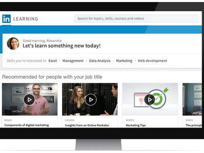 Linkedin Learning ofrece sus más de 9000 cursos de forma gratuita hasta el 30 de octubre
