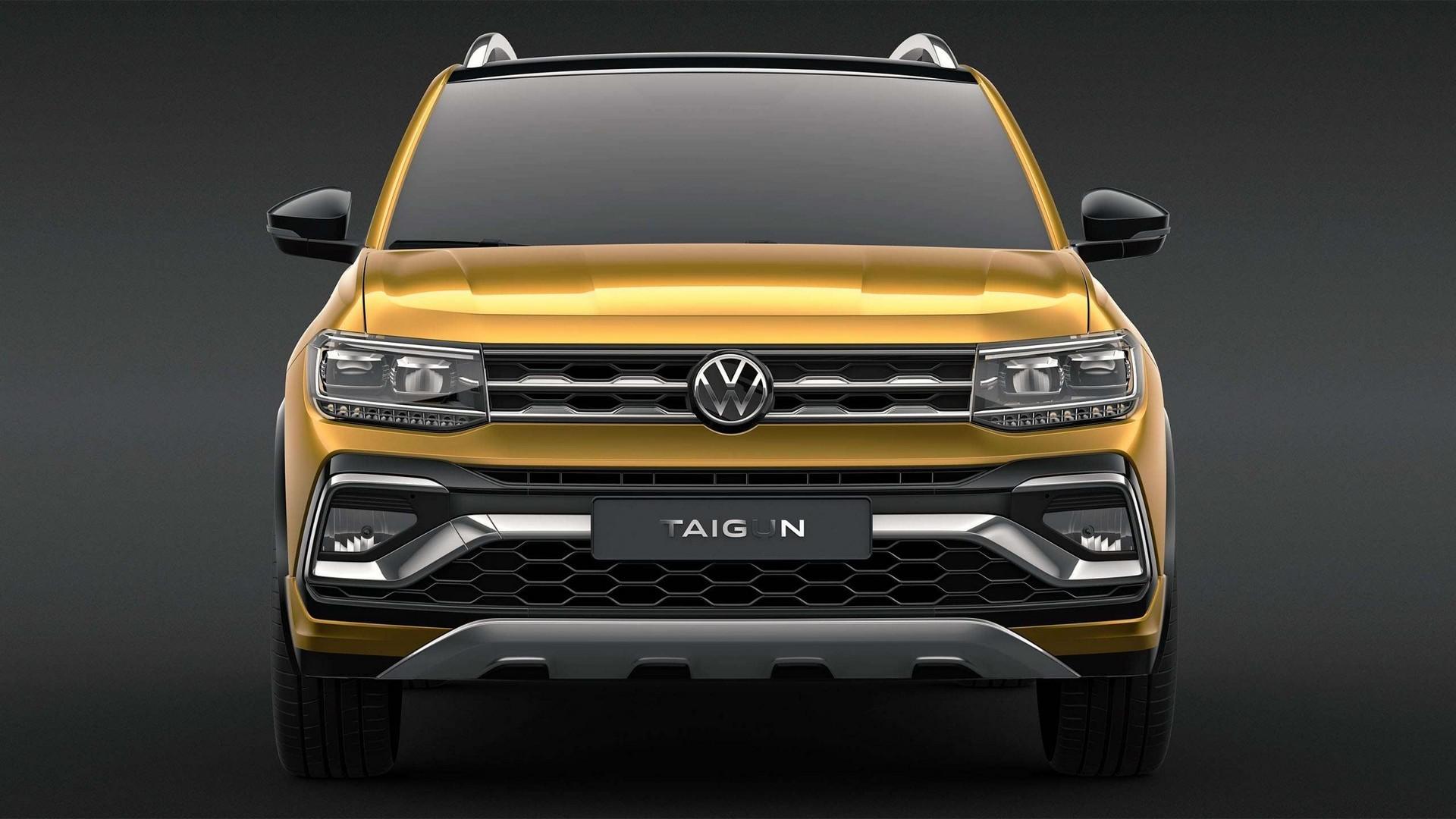 Foto de Volkswagen Taigun Concept (1/6)