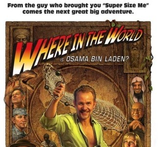 Póster de 'Where in the World is Osama Bin Laden?'