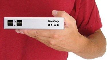Linutop, miniordenador con Linux