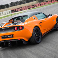 Lotus Elise Race 250, un ligero y potente juguete sólo para circuito