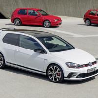 Volkswagen Golf GTI Clubsport S, 300 HP para celebrar 40 años del hot hatch por excelencia