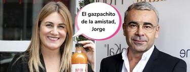 """Jorge Javier Vázquez aclara su enfrentamiento con Carlota Corredera: """"Por su culpa he vivido uno de los momentos más embarazosos en televisión"""""""
