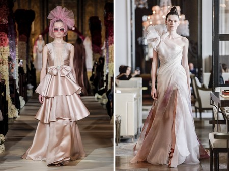 Tendencias Bridal Ss 2020 Rosa