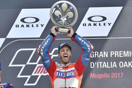 Andrea Dovizioso Motogp Italia 2017 1
