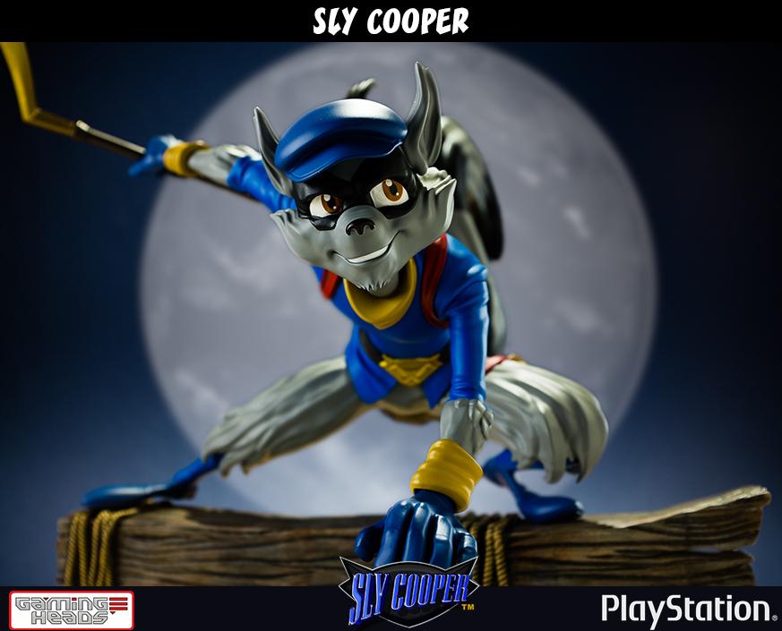 Foto de Figura limitada Sly Cooper (1/9)