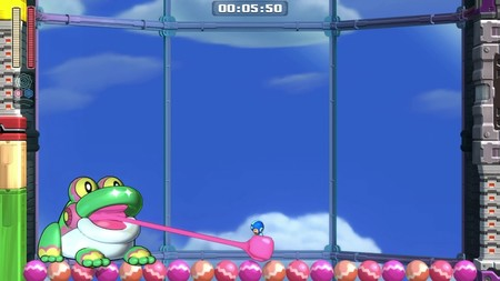 Mega Man 11 Frog Balloon
