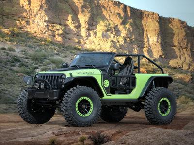 Los 7 Jeep del Easter Safari 2017 te darán ganas de aventuras