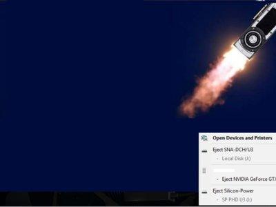 NVIDIA anula opción de expulsar la tarjeta de video con driver GeForce 361.82 Hotfix