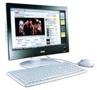 BenQ nScreen i91 y i221, ordenadores todo en uno