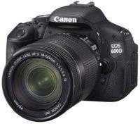 La Canon 600D se centra en ayudarnos a hacer fotos