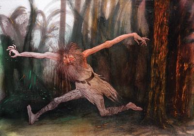 'La isla del tesoro', el clásico vuelve ilustrado por Ralph Steadman