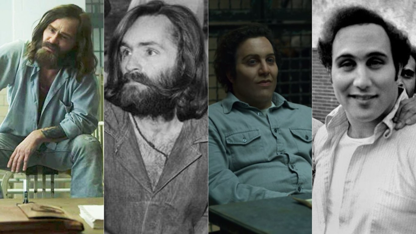 'MINDHUNTER': estos son todos los asesinos y psicópatas reales que aparecen en la temporada 2 de la serie de...