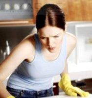 ¿Quieres combatir la depresión? Limpia los pisos de tu casa