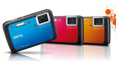 BenQ LM100: una cámara ideal para acompañar aventuras de verano