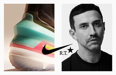 Riccardo Tisci vuelve con Nike... Y deja a todos pasmados
