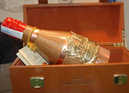 Brandy Gran Reserva Rey Luis Felipe
