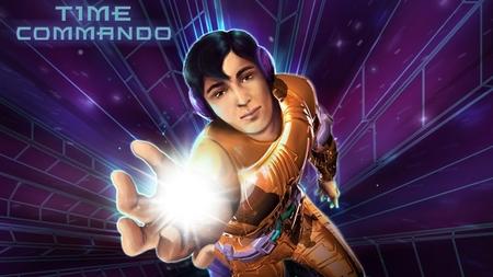 'Time Commando' se pone durante un día en oferta en GOG