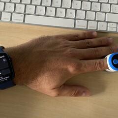 Foto 5 de 12 de la galería mediciones-simultaneas-spo2-con-apple-watch-series-6-y-pulsioximetro-de-dedo en Applesfera