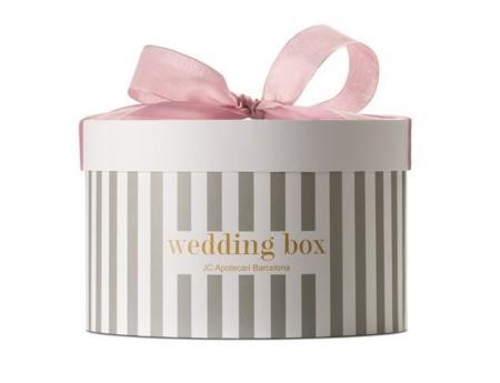 Wedding Box, un regalo especial para las pareja de novios