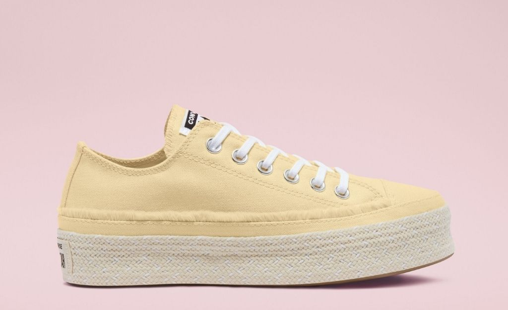 Converse Color Espadrille Chuck Taylor All Star Low Top