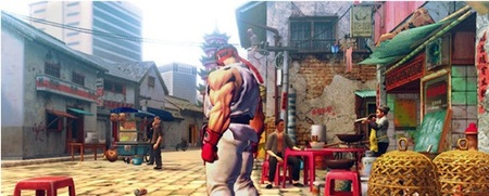'Street Fighter IV' para PS3, XBox 360 y PC
