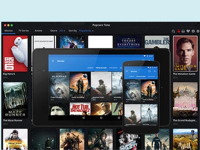 Cómo enviar contenido de Popcorn Time al Chromecast desde tu móvil o PC