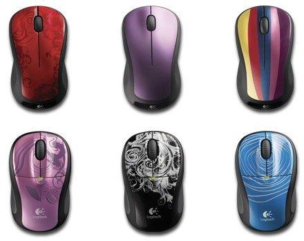 Logitech Fantasy Collection lleva el diseño a tus ratones de ordenador